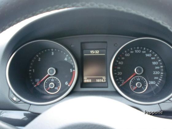 VW Golf GTD 007