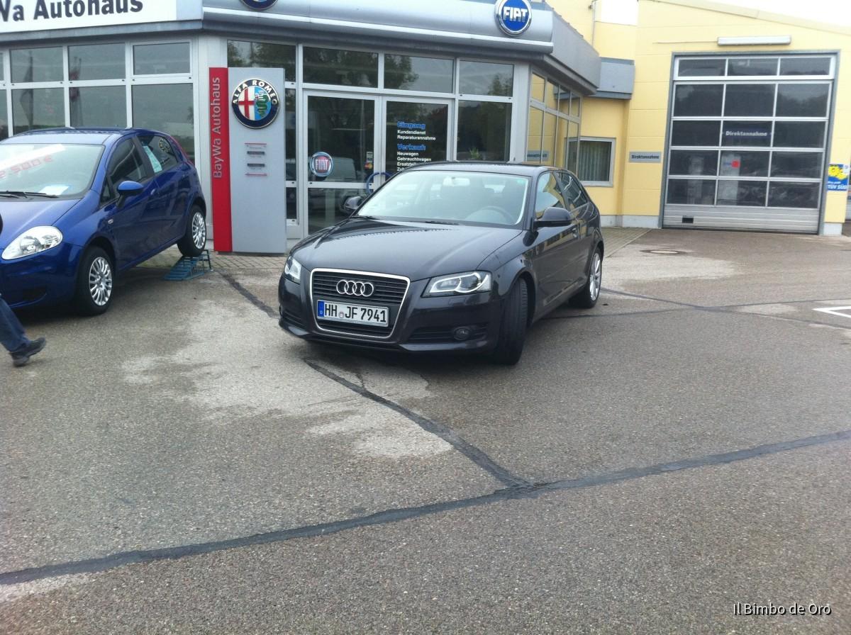Audi A3 2.0 TDI EC Erding