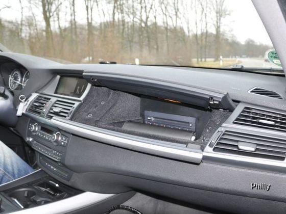 BMW X5 - CD-Wechsler