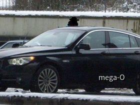 BMW 5er GT Sixt Hamburg