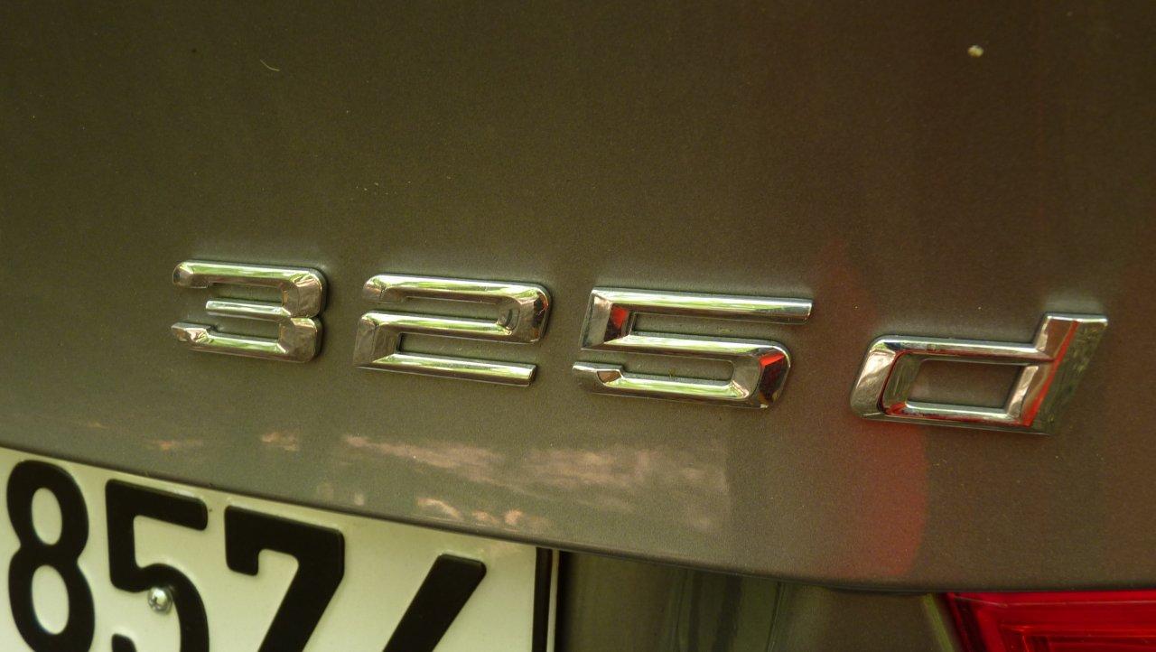 BMW 325d Sixt