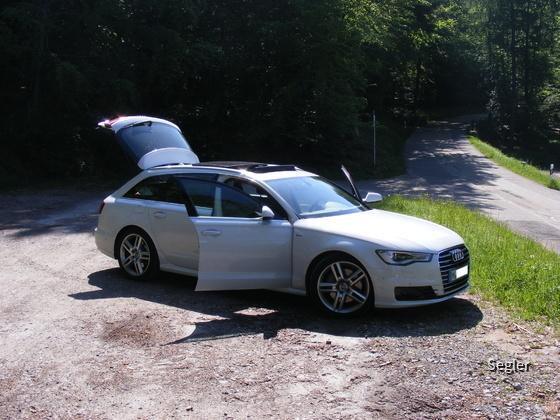 Audi A6-4