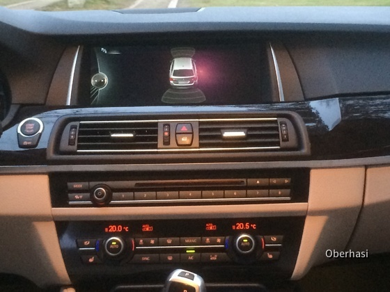 Sixt BMW 520dT Aut