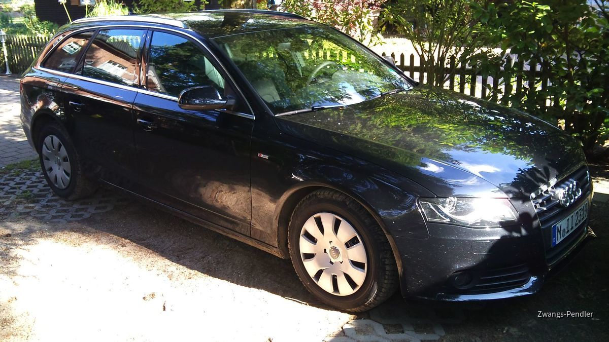 Audi A4 Avant 2.0TDI S-line (105kw)