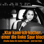 SIXT Weltfrauentag