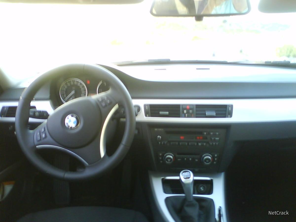 BMW 318d von Sixt, Palma de Mallorca Airport
