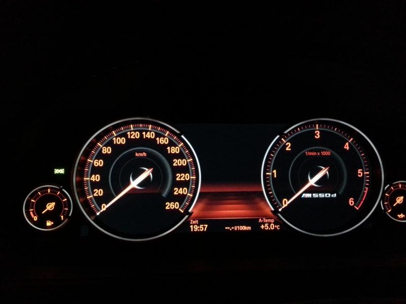 BMW 550dx