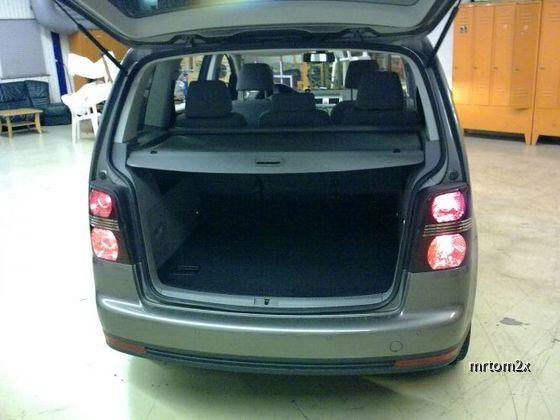 "VW Touran 1.9TDI DPF ""Highline"" Euromobil"