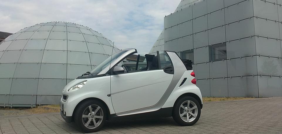 smart fortwo cab (eigenes Fahrzeug)