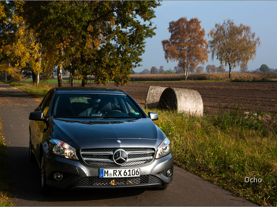 Mercedes Benz A180 BE MAN 122PS