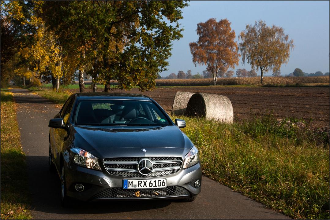 Mercedes Benz A180 BE MAN 122PS