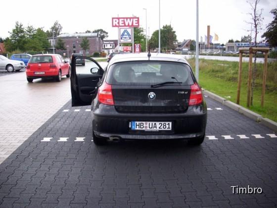 BMW 118d - Sixt Bremen-Habenhausen