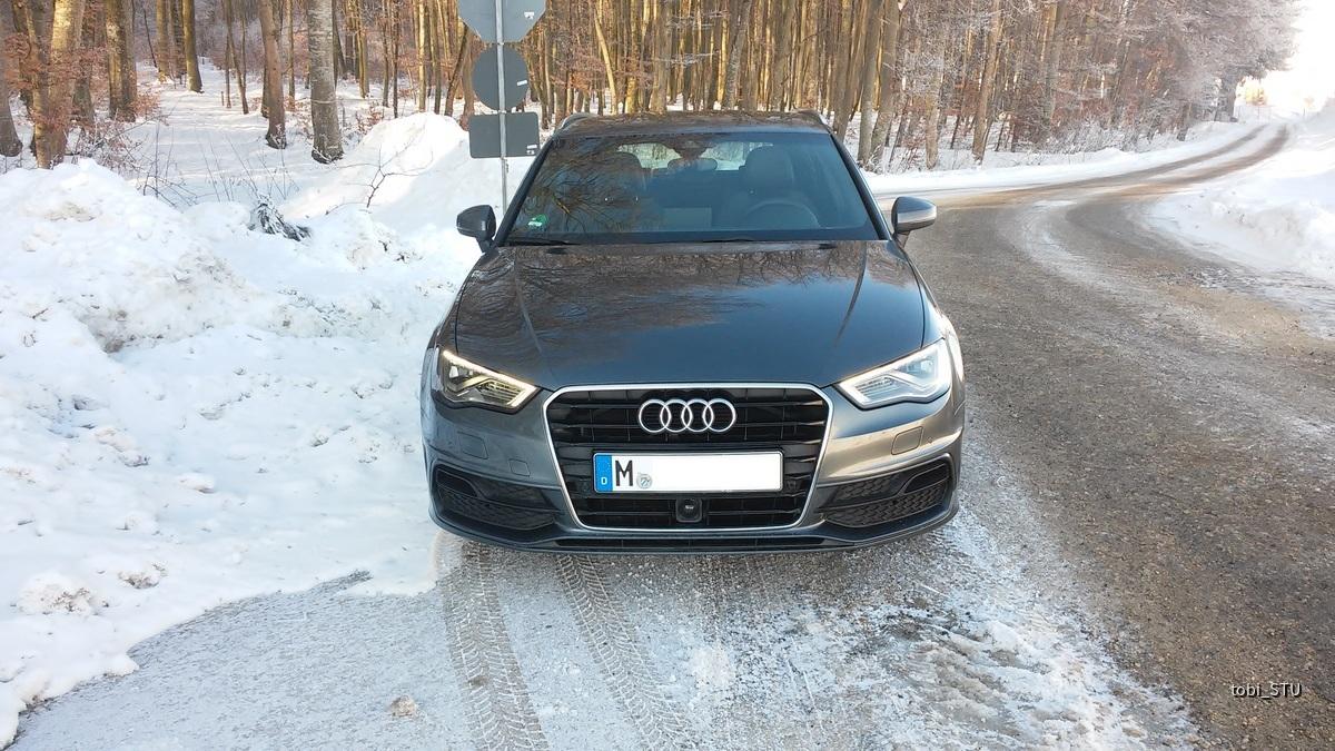 Audi A3 SB 1.4 tfsi COD ultra S-tronic, S-line