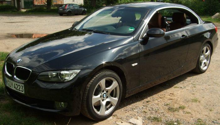 BMW 320d Cabrio - Sixt