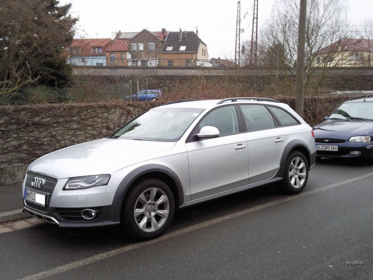 Audi A4 2.0TDI Allroad Quaatro