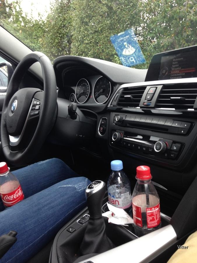 BMW 318D aus SIXT Berlin Treptow