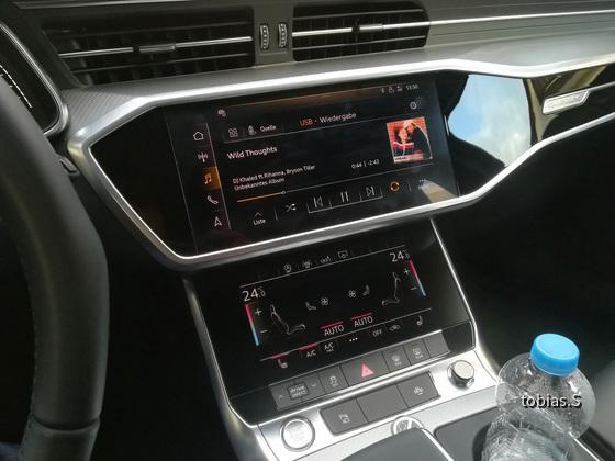 Audi A6 Avant 50 TDI 4