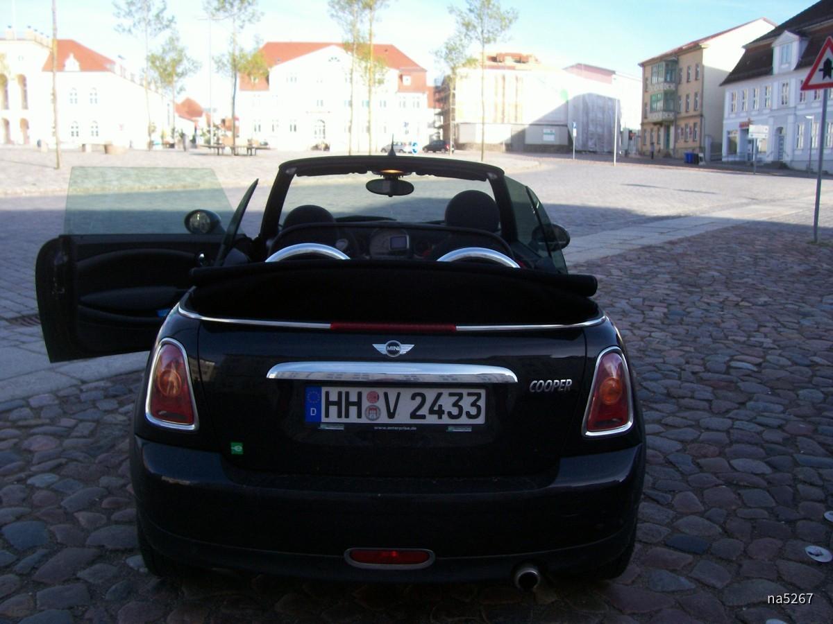 Mini Cabrio Enterprice