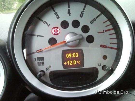 MINI One Sixt Ansbach 07.08.10