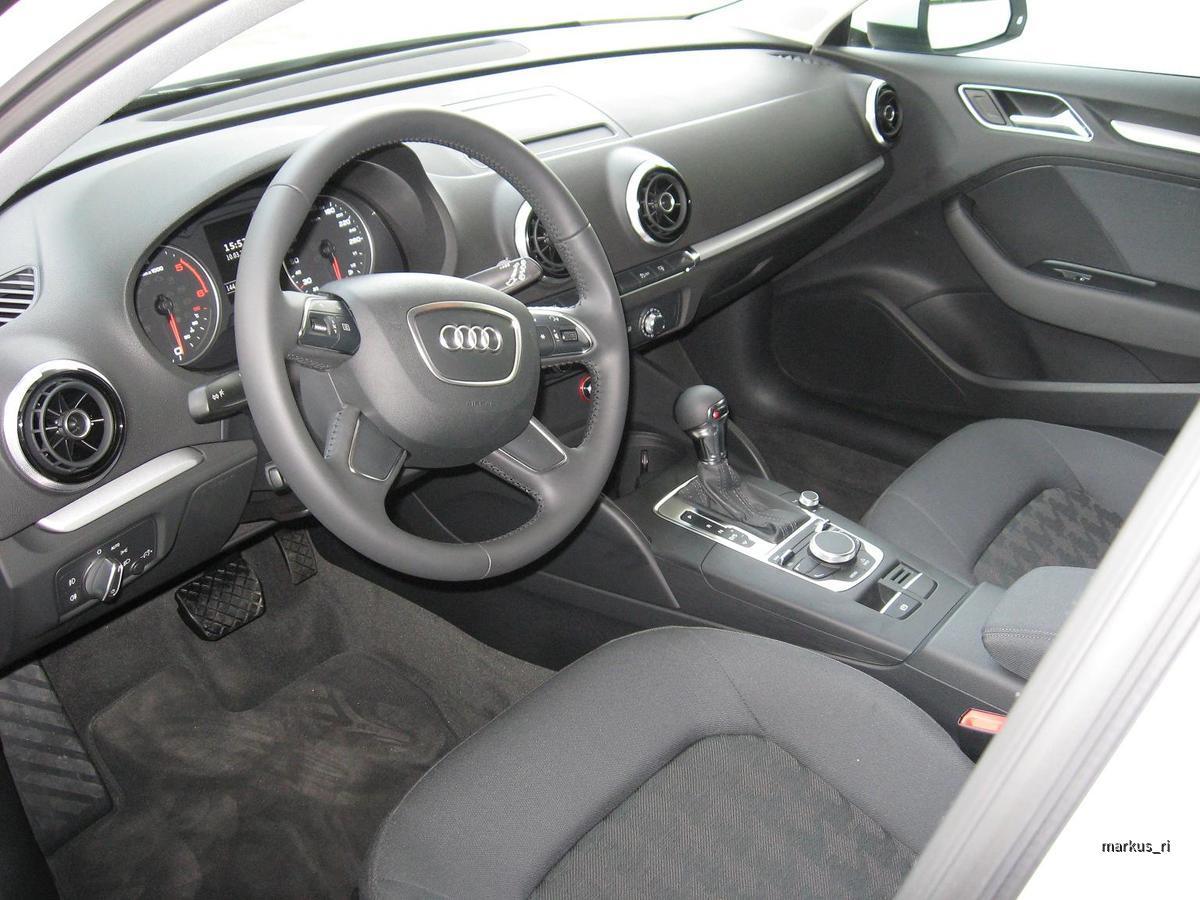 Audi A3 TDI, Sixt PMI
