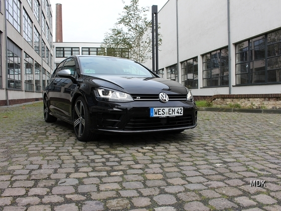Euromobil Minrath Moers VW Golf R