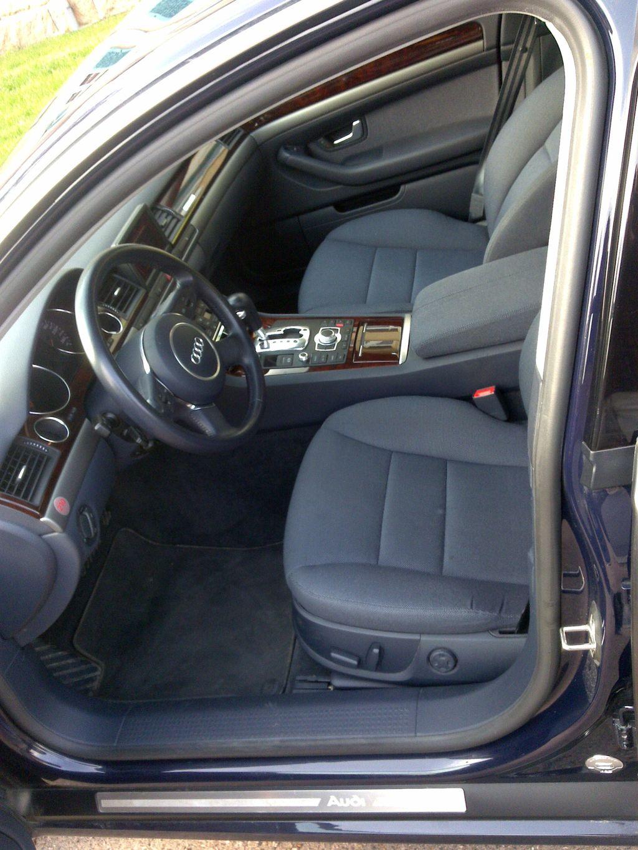 Audi A8 4.0 TDI quattro von Euromobil