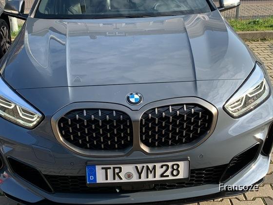 BMW M135i STARCAR TRIER