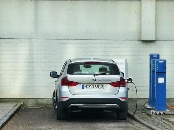 BMW X1 Plugin Hybrid