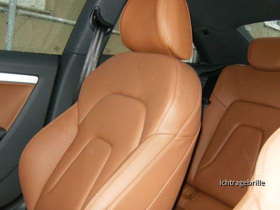 Audi A5 2.0T von EC