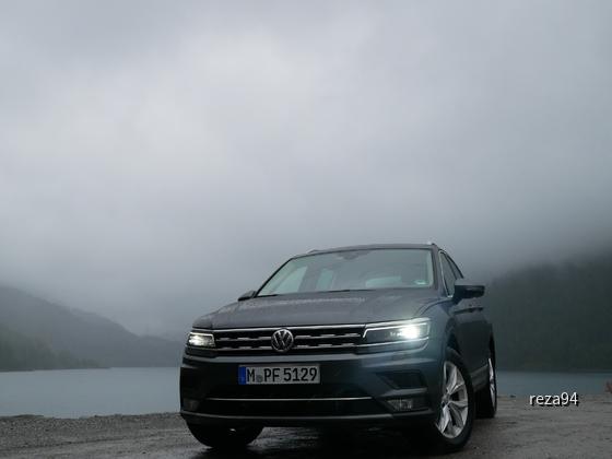 Volkswagen Tiguan 150ps TDI 4Motion