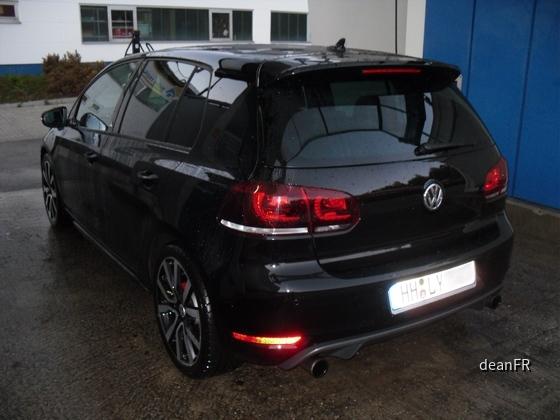 VW Golf GTI Adidas Europcar