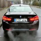 BMW 435d Coupé Sixt Düsseldorf-Flingern