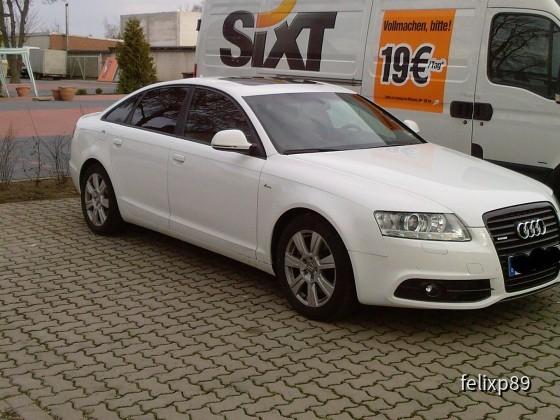 Audi A6 Limousine 3.0 TDI S-Line