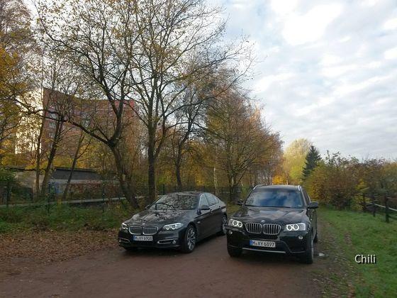 BMW X3 30d & BMW 530d xDrive