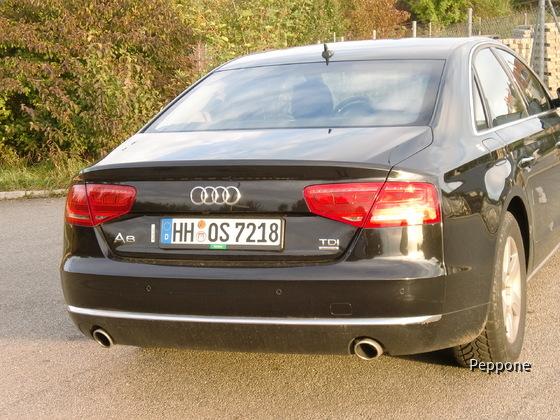 Audi A 8 3.0 TDI Quattro 001