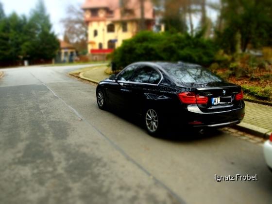 BMW 320d xDrive Enterprise Dresden