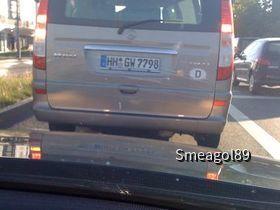 Mercedes Benz Viano CDI 2.2