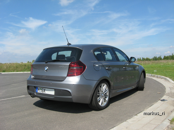 BMW 120dA Sixt LEJ
