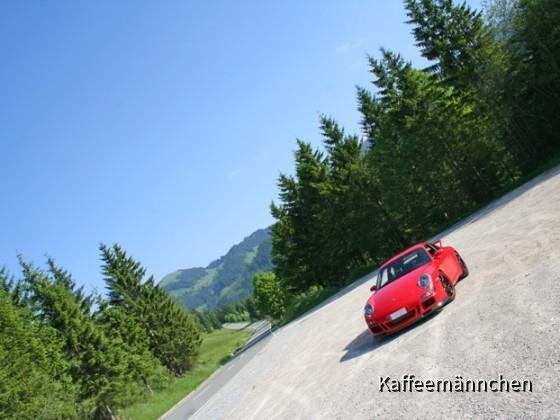 Porsche Carrera S von R8 München
