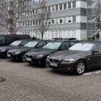 BMW 520d & BMW 316i