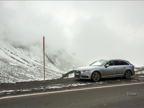 Audi A4 B9 Avant 2.0 TDI s-line, 190 PS