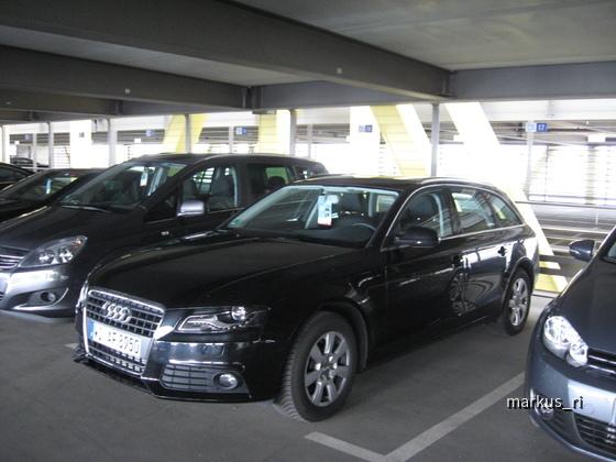 AVIS LEJ 11.06. - Audi A4 TDI Automatik