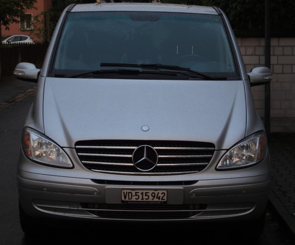 MB Viano 2.2 CDI | Europcar