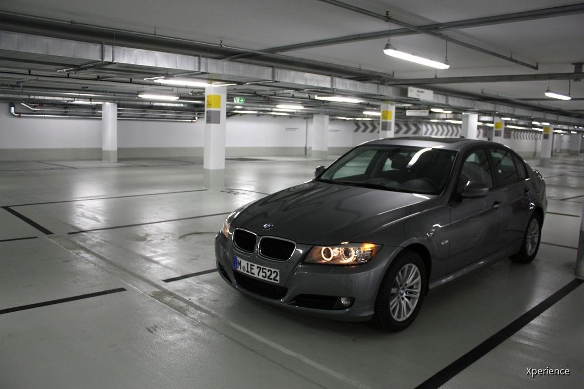BMW 320dA | Sixt Flughafen Dresden