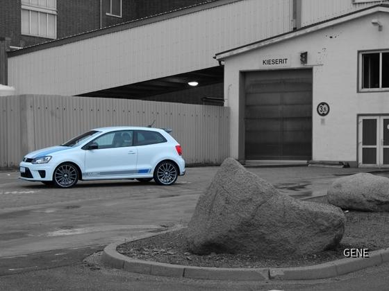 VW Polo R WRC Street - Außenansicht 2