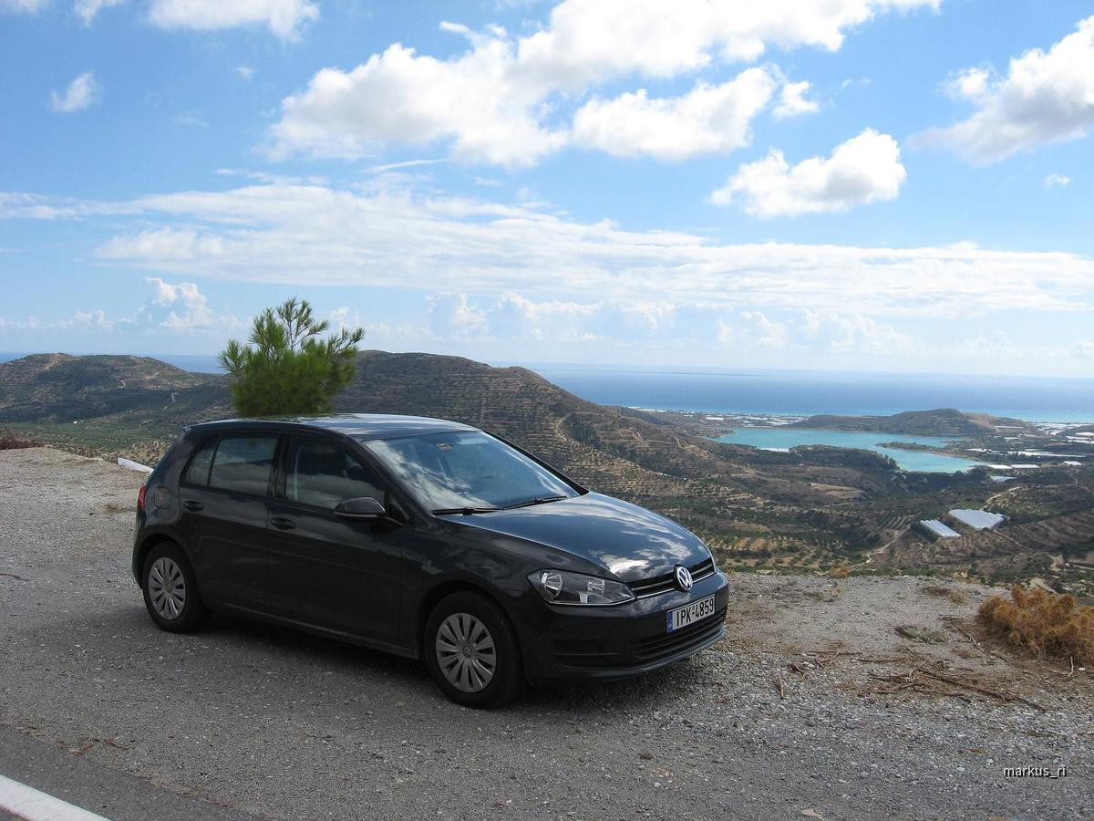 VW Golf TDI Sixt HER