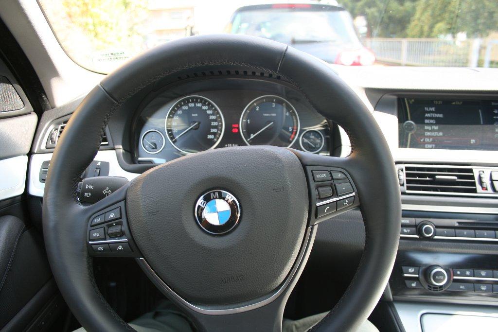 BMW 525D von Sixt