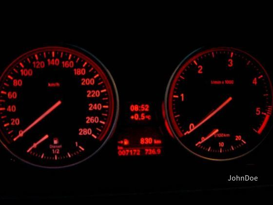 BMW 335d Coupe von Sixt
