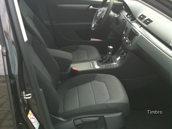 VW Passat Variant 2.0 TDI Blue Motion - Enterprise