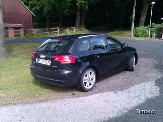 Audi A3 SB 2.0 TDI Sixt Bremen